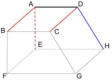 中学数学・高校受験chu-su- 2直線の位置関係 交わる