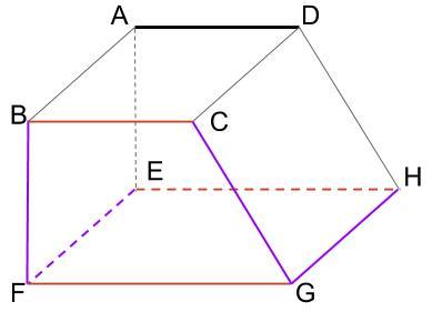 中学数学・高校受験chu-su- 2直線の位置関係 平行 ねじれの位置