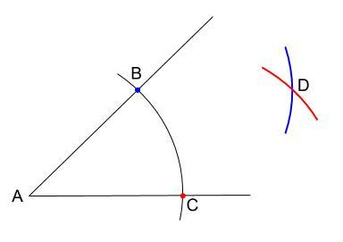中学数学・高校受験chu-su- 作図 ひし形1-2 図3