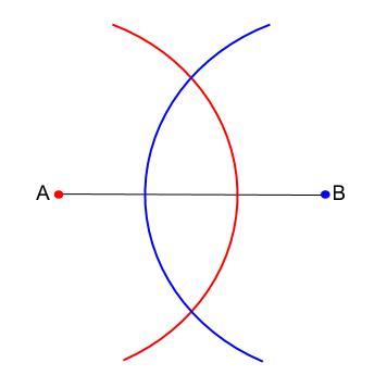 中学数学・高校受験chu-su- 作図 ひし形1 図3