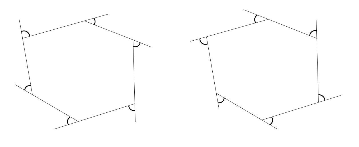 中学数学・高校受験chu-su- 多角形の外角の和 図1