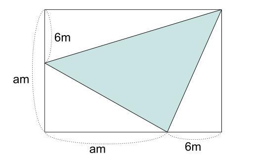 中学数学・高校受験chu-su- 2次方程式 図形 問題3 図1