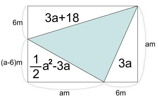 中学数学・高校受験chu-su- 2次方程式 図形 問題3 図2