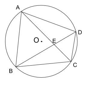 中学数学・高校受験chu-su- 円と相似 図1-1