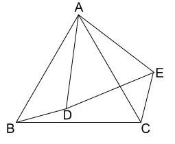 中学数学・高校受験chu-su- 証明 正三角形 図1