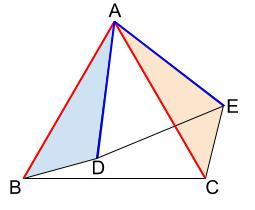 中学数学・高校受験chu-su- 証明 正三角形 図2
