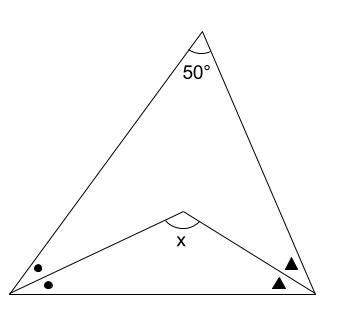 中学数学・高校受験chu-su- 求角 方程式 図1-1