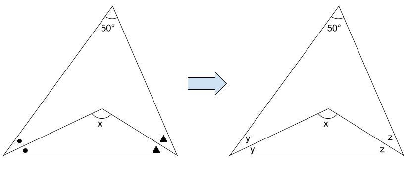 中学数学・高校受験chu-su- 求角 方程式 図1-2