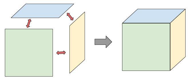 中学数学・高校受験chu-su- 空間図形 正多面体 図4