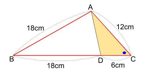 中学数学・高校受験chu-su- 証明 相似 1-2