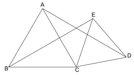 中学数学・高校受験chu-su- 証明 正三角形 2-1