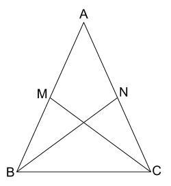 中学数学・高校受験chu-su- 証明 二等辺三角形の性質 2-1