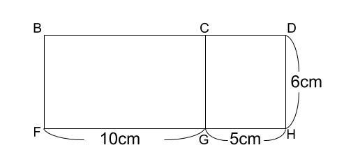 中学数学・高校受験chu-su- 糸の巻き付け 三平方の定理 図2