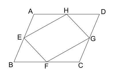 中学数学・高校受験chu-su- 証明 平行四辺形であることの証明 図6-1
