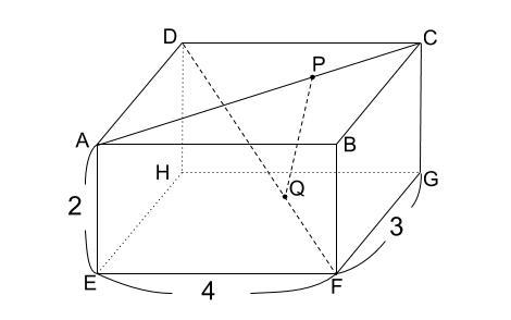 中学数学・高校受験chu-su- 直方体の総合問題 図1