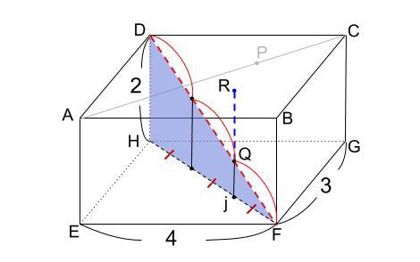 中学数学・高校受験chu-su- 直方体の総合問題 図5
