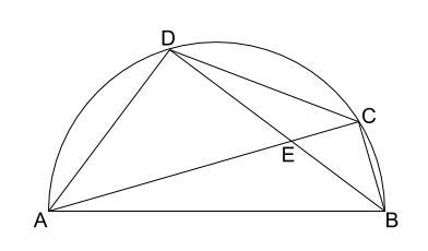 中学数学・高校受験chu-su- 円の総合問題2 図1