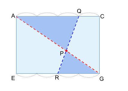 中学数学・高校受験chu-su- 立方体の切断面と頂点の距離 図3