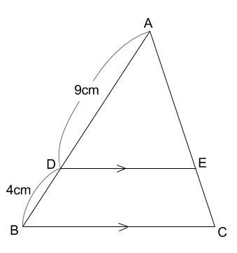 中学数学・高校受験chu-su- 相似な図形の面積比 図2