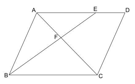 中学数学・高校受験chu-su- 相似な図形の面積比 図5