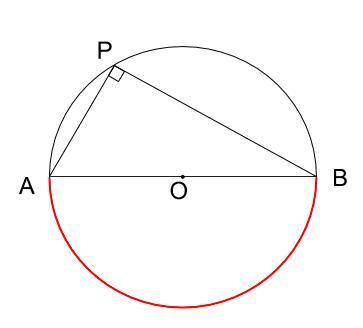 中学数学・高校受験chu-su- 円周角 半円 直径