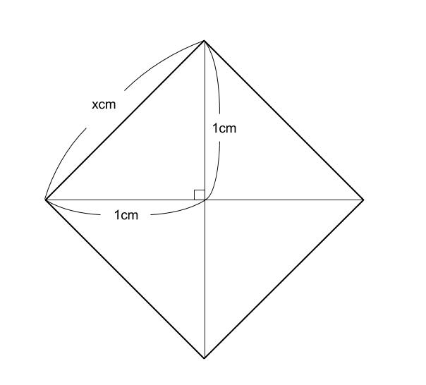 中学数学・高校受験chu-su- 平方根 正方形で導入