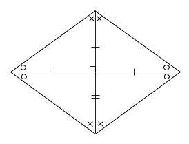 中学数学・高校受験chu-su- 作図 ひし形の性質