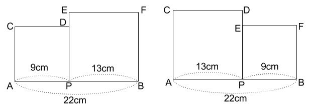 中学数学・高校受験chu-su- 2次方程式 図形 図2