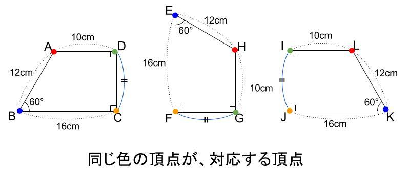 中学数学・高校受験chu-su- 合同 証明 図3