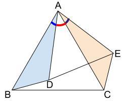 中学数学・高校受験chu-su- 証明 正三角形 図3