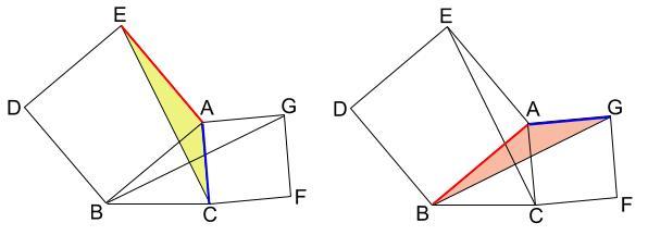 中学数学・高校受験chu-su- 証明 合同の証明の利用 図2-2