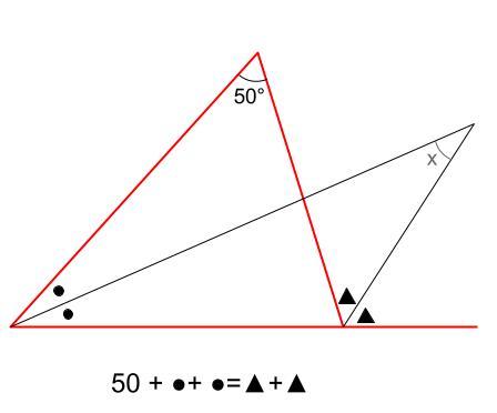 中学数学・高校受験chu-su- 求角 方程式 図2-2