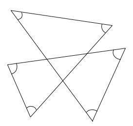 中学数学・高校受験chu-su- 求角 星 図2-1