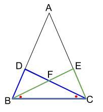 中学数学・高校受験chu-su- 証明 二等辺三角形である 図2-3