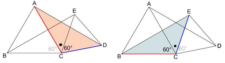 中学数学・高校受験chu-su- 証明 正三角形 2-2