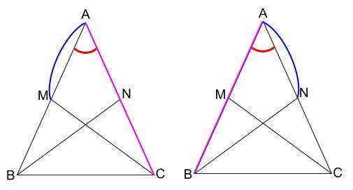 中学数学・高校受験chu-su- 証明 二等辺三角形の性質 2-3