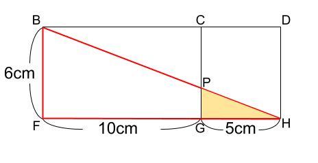 中学数学・高校受験chu-su- 糸の巻き付け 三平方の定理 図4