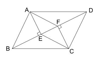 中学数学・高校受験chu-su- 証明 平行四辺形であることの証明 図3-1