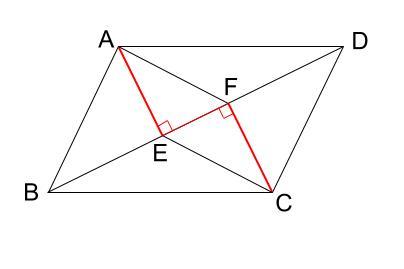 中学数学・高校受験chu-su- 証明 平行四辺形であることの証明 図3-2