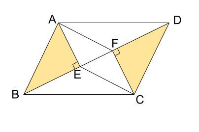 中学数学・高校受験chu-su- 証明 平行四辺形であることの証明 図3-3
