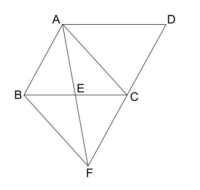 中学数学・高校受験chu-su- 証明 平行四辺形であることの証明 図4-1
