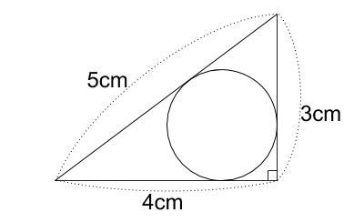 中学数学・高校受験chu-su- 三角形と内接円 図1