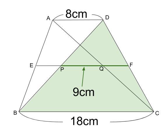 中学数学・高校受験chu-su- 中点連結定理 図1-5