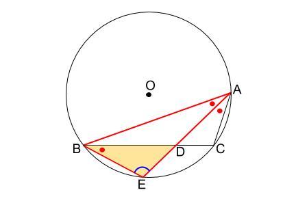 中学数学・高校受験chu-su- 円の総合問題1 図3