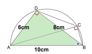 中学数学・高校受験chu-su- 円の総合問題2 図3-2