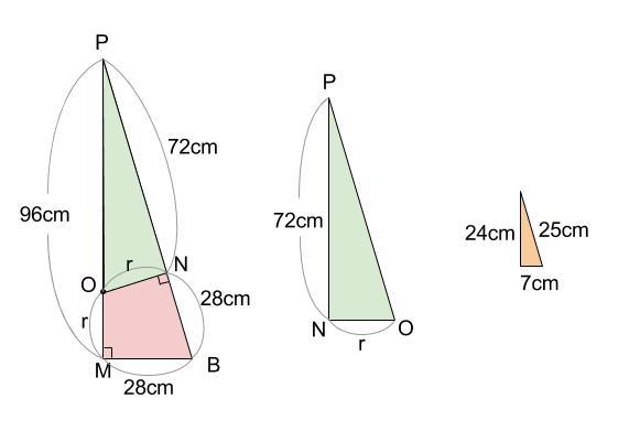 中学数学・高校受験chu-su- 円錐と内接球 図5
