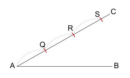 中学数学・高校受験chu-su- 線分の3等分 図4