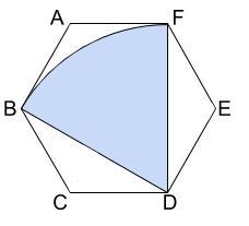 中学数学・高校受験chu-su- 正六角形の性質1-1