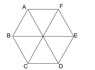 中学数学・高校受験chu-su- 正六角形の性質2