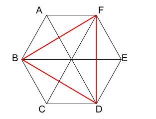 中学数学・高校受験chu-su- 正六角形の性質3